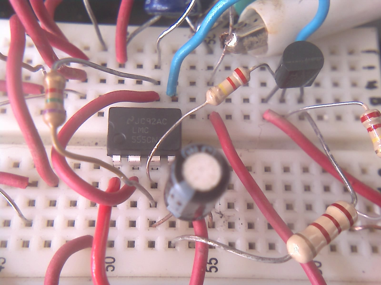 Class D Amp Made Easy With 555 Timer Ic Geek Circuits Amplifier Circuit Electronic And Diagram Fig